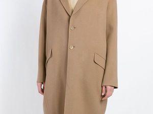Пальто на весну | Ярмарка Мастеров - ручная работа, handmade
