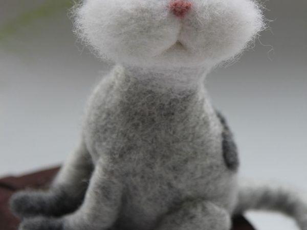 Повторные котики)) | Ярмарка Мастеров - ручная работа, handmade