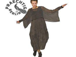 Немецкий романтизм. Одежда в стиле бохо от Praechtig Berlin. Ярмарка Мастеров - ручная работа, handmade.