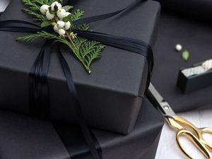 Не крафтом единым: 12 способов упаковать подарок. Ярмарка Мастеров - ручная работа, handmade.