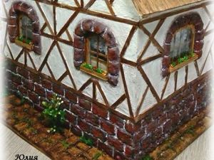 Голландский домик. Ярмарка Мастеров - ручная работа, handmade.