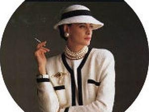 Великолепная «Шанель»: ткань букле на пике моды. Ярмарка Мастеров - ручная работа, handmade.