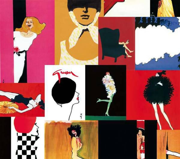 история моды, художник, журнал мод