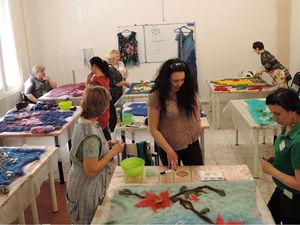 10 марта 17:00 Творческая встреча с мастером валяния одежды - Еленой Смирновой | Ярмарка Мастеров - ручная работа, handmade