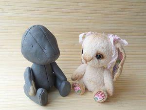 Новые малыши, появившиеся после МК Ирины Кунах. | Ярмарка Мастеров - ручная работа, handmade