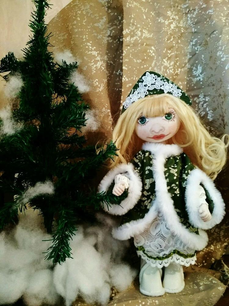 подарок 2018, снегурочка, новый год