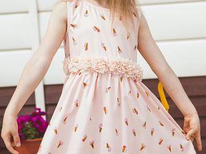 Пошив детской одежды-второй магазин | Ярмарка Мастеров - ручная работа, handmade