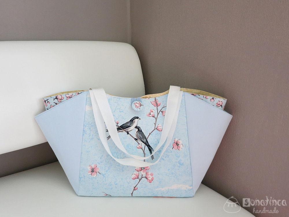 pdf выкройка, научиться шить, сумочка из кожи, дамская сумочка, птицы
