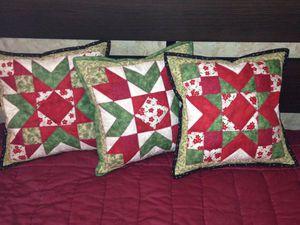 Геометрия звезд: как сшить лоскутный блок для декоративных подушек. Ярмарка Мастеров - ручная работа, handmade.