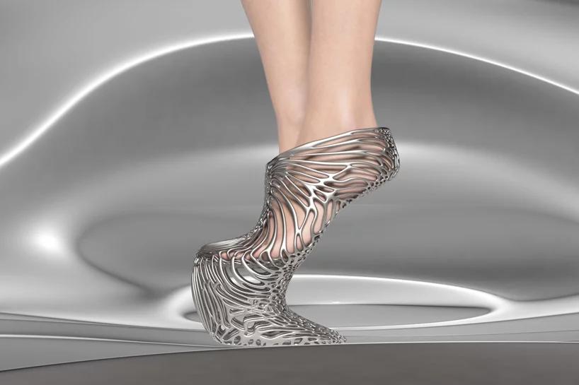 Настоящая обувь будущего: коллекция «Exobiology» от Ica & Kostika