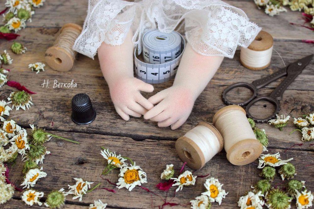 текстильная кукла, игрушки