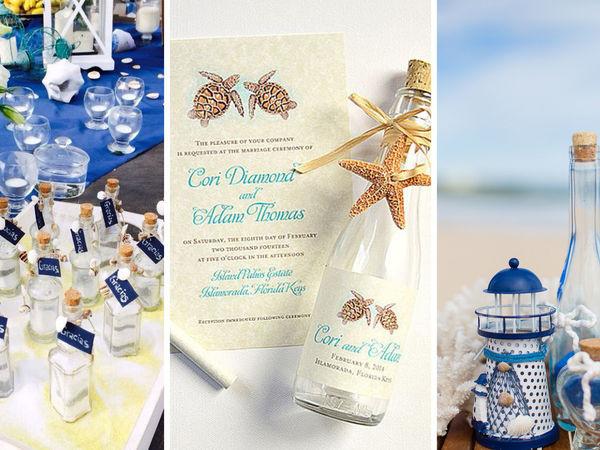 Свадьба в морском стиле | Ярмарка Мастеров - ручная работа, handmade