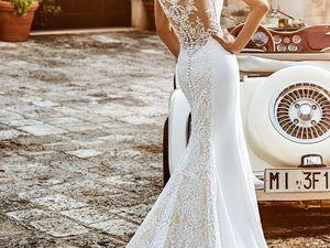 ТОП-7 тенденций свадебной моды 2018 года: от съемных рукавов до черного цвета. Ярмарка Мастеров - ручная работа, handmade.