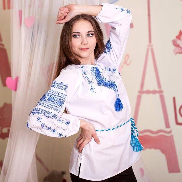 славянские рубахи