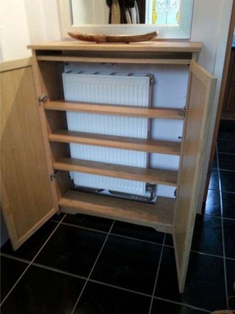 45 идей для декорирования батарей отопления, или Как «замаскировать» радиаторы отопления дома, чтобы не мозолили глаза, фото № 29