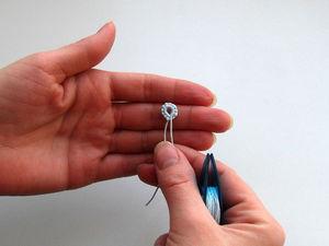 Осваиваем плетение кольца в технике фриволите | Ярмарка Мастеров - ручная работа, handmade