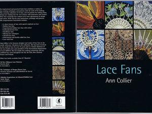 Удивительные веера из книги «Lace Fans». Часть 3 | Ярмарка Мастеров - ручная работа, handmade