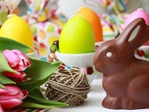Поздравляю с Праздником Пасхи!. Ярмарка Мастеров - ручная работа, handmade.