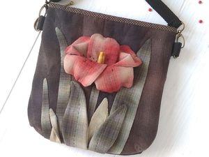 Обратная сторона моих сумочек. Ярмарка Мастеров - ручная работа, handmade.