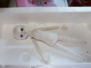 Новая кукла рождается.. Ярмарка Мастеров - ручная работа, handmade.