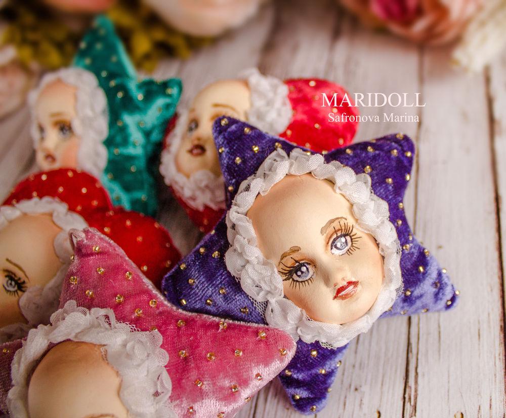 елочные игрушки, купить украшения на елку, подарок девушке