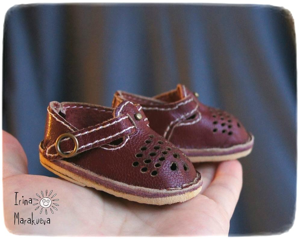 обувь, мастер-класс, ботинки
