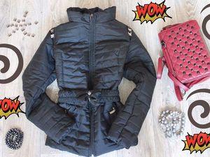 Курточка и на осень и на теплую зиму и на весну!!!!-40%-40%. Ярмарка Мастеров - ручная работа, handmade.