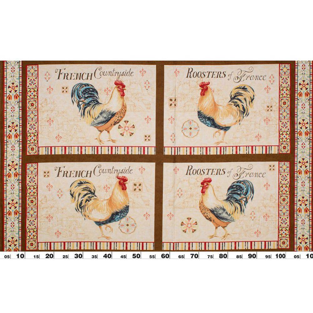 символ 2017 года, ткань для скрапа