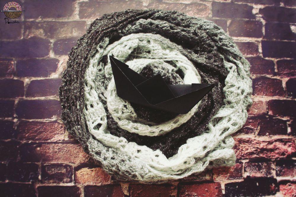 ажурные шарфы, стихи, прованс