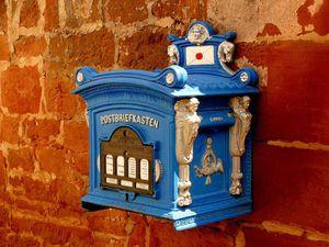 Ода старинным почтовым ящикам: 20 раритетных стражей писем. Ярмарка Мастеров - ручная работа, handmade.