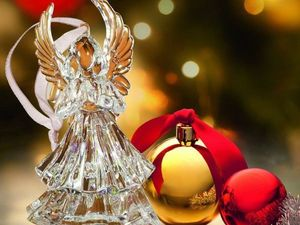 Отражение рождественских традиций в творчестве. Ярмарка Мастеров - ручная работа, handmade.