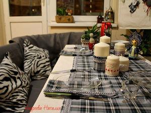 Новогоднее украшение интерьера | Ярмарка Мастеров - ручная работа, handmade