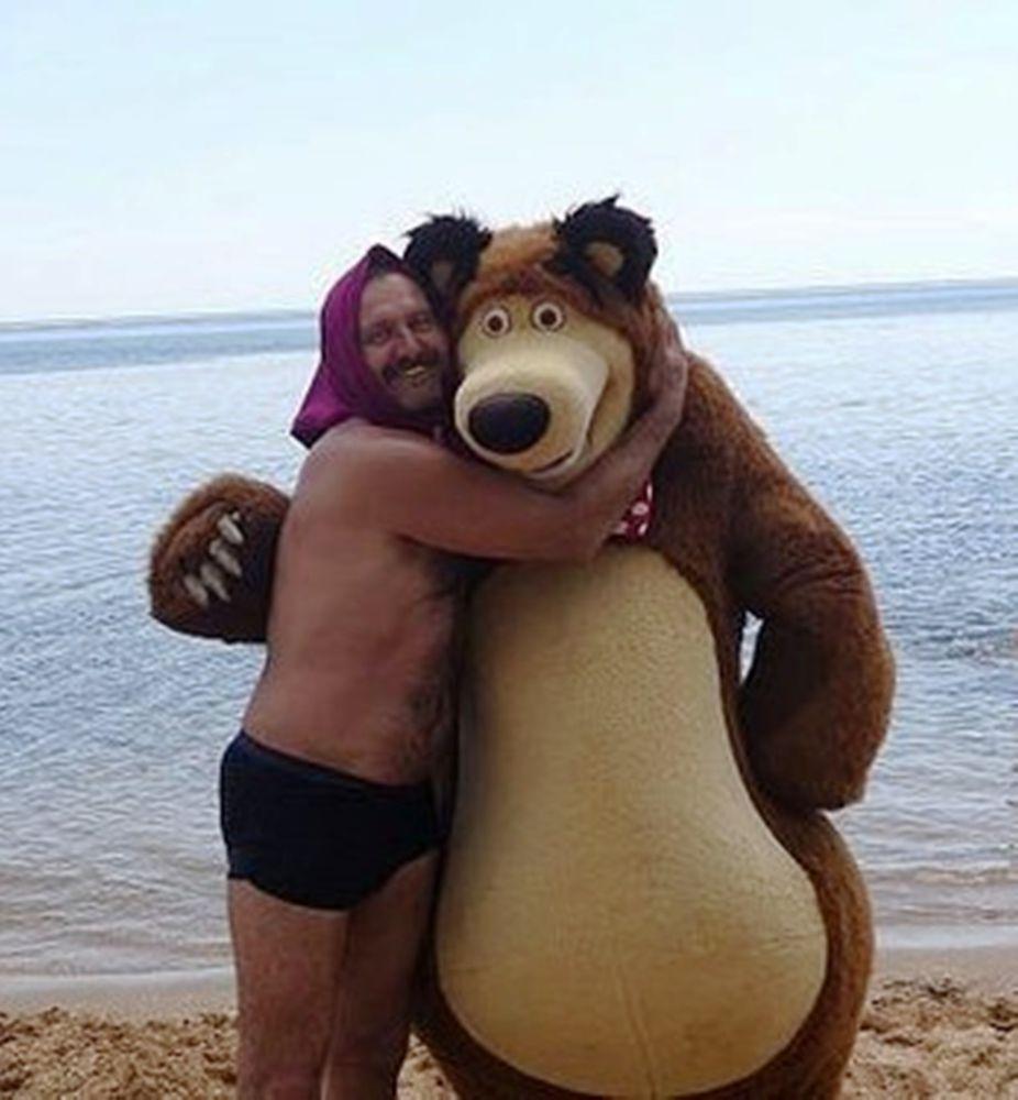 Ищу медведя для знакомств
