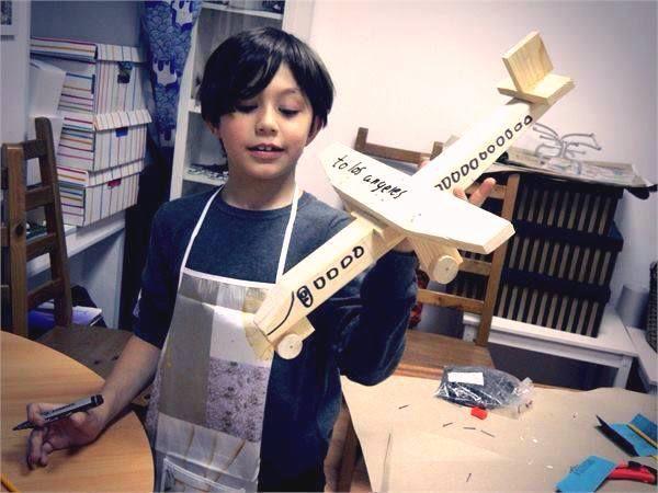 Папа-сын или столярка для начинающих | Ярмарка Мастеров - ручная работа, handmade