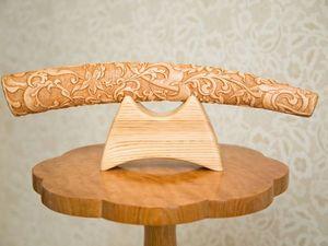 Скидка 35% на все работы с резьбой по дереву!!!. Ярмарка Мастеров - ручная работа, handmade.