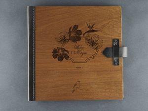 Варианты гравировок для наших фотоальбомов. Ярмарка Мастеров - ручная работа, handmade.