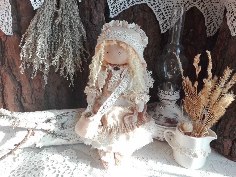 кукла интерьерная, подарок маме