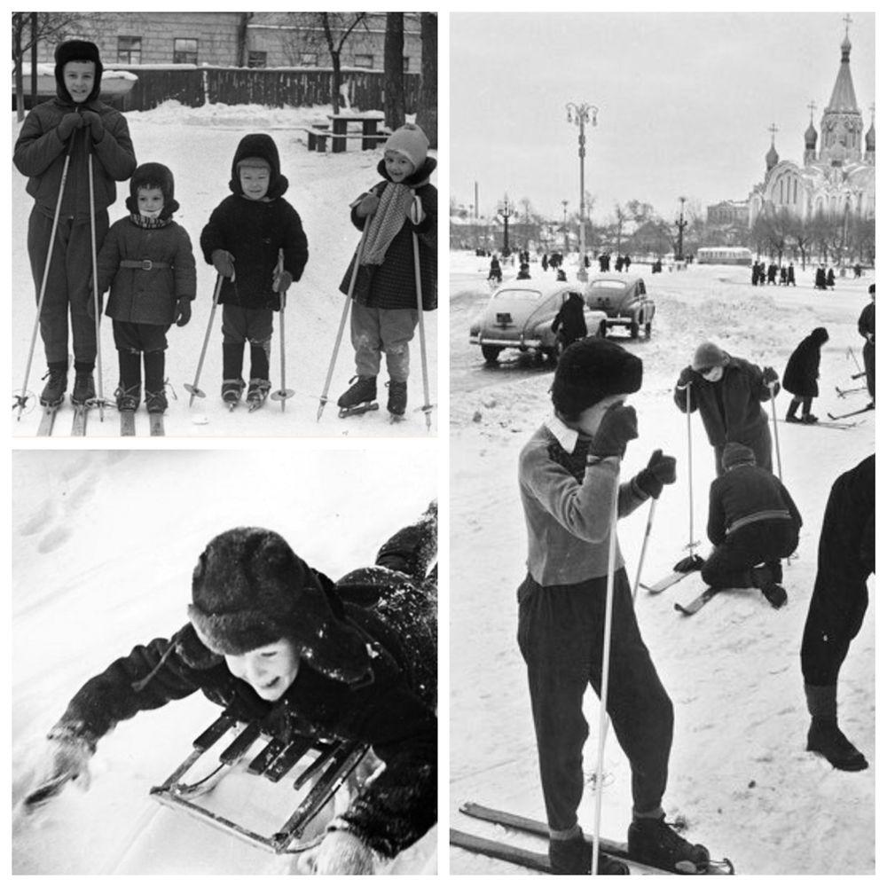 Когда-то, в волшебных московских декабрях, фото № 5