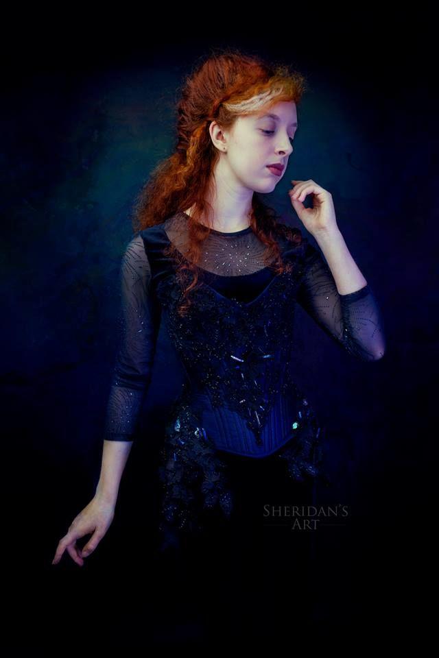 корсет утягивающий, бельгия, прерафаэлиты, принцесса, moriel corsetry
