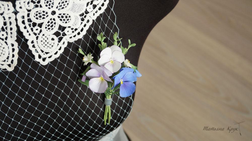 брошь цветок, подарок женщине девушке, брошь мак, брошь прованс лаванда
