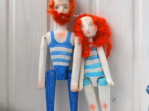 Международный Салон Авторской Куклы на Тишинке!. Ярмарка Мастеров - ручная работа, handmade.