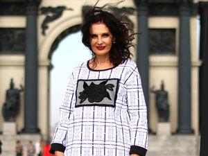 Новинка Осени - платье Осень в Париже!. Ярмарка Мастеров - ручная работа, handmade.
