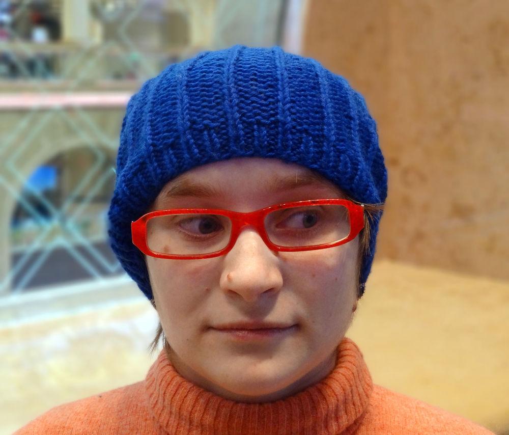 новость магазина, женская шапка