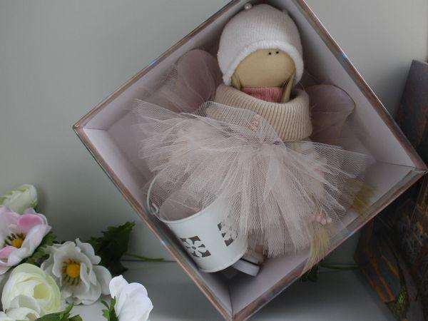 Создайте куклу своими руками ! БАБОЧКА 21 см   Ярмарка Мастеров - ручная работа, handmade