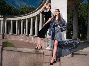 Выбираем вечернее платье на Новый год. 3 шикарных наряда FLUID. Ярмарка Мастеров - ручная работа, handmade.