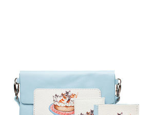Комплект сумочка + аксессуары. Ярмарка Мастеров - ручная работа, handmade.