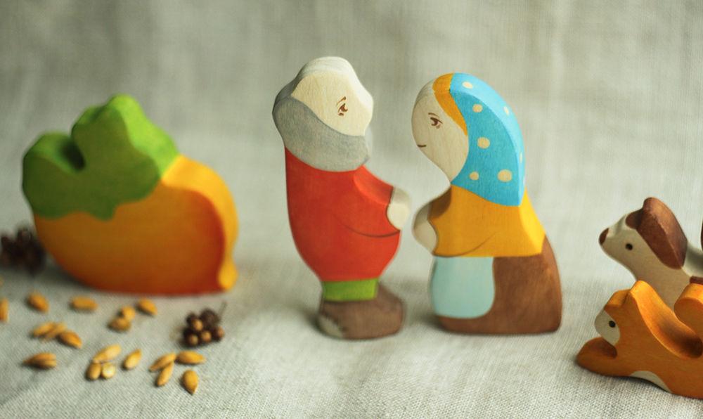детские игрушки, игрушка из дерева