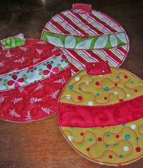 Ornament quilts