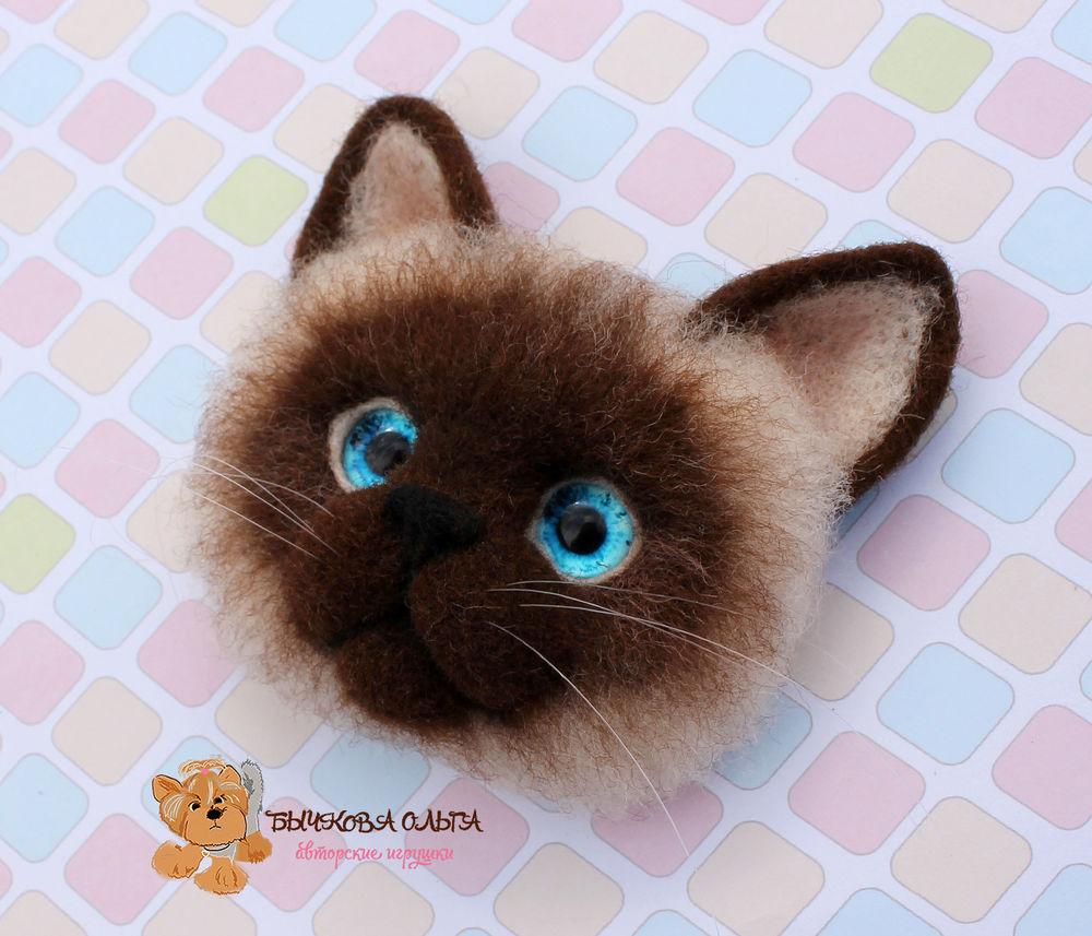 кот, игрушка своими руками