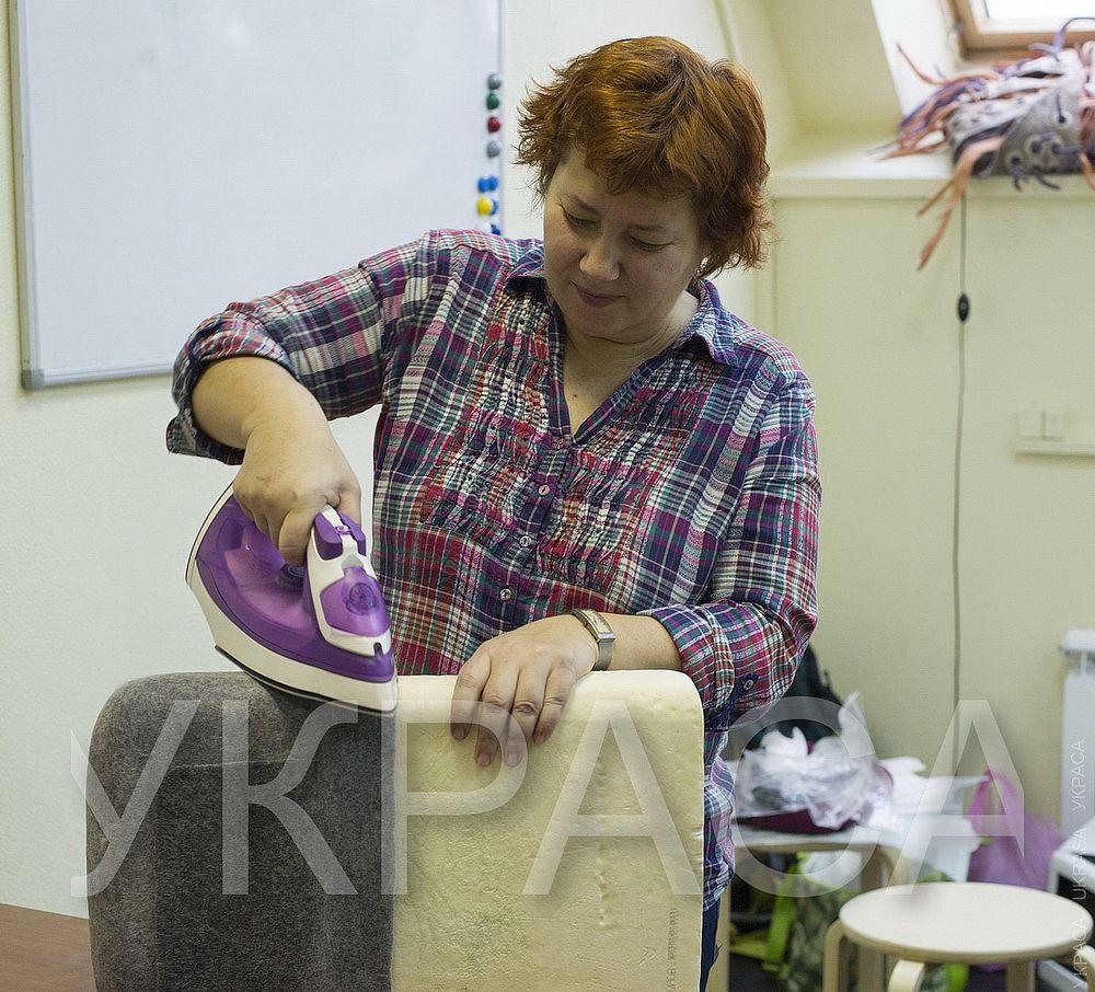 Мини-зарисовка с мастер-класса Анны Деменченко